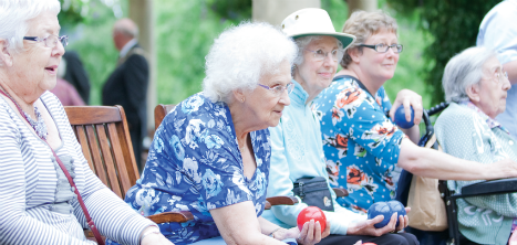 Age UK Barnet interest group