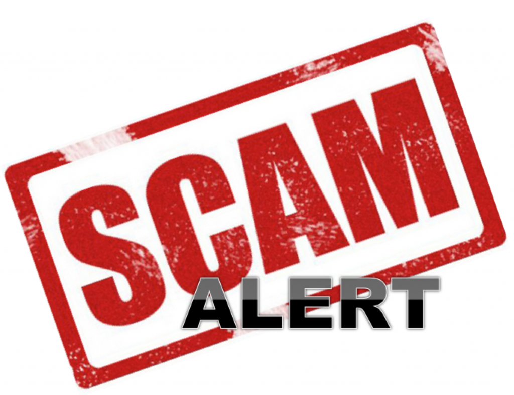 Latest scams