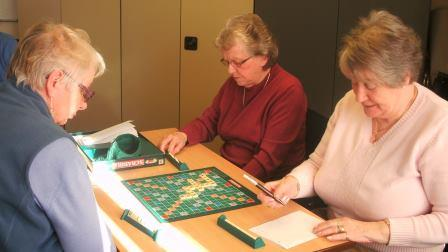 social group scrabble