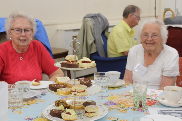 Bath Day Centre visits Midsomer Norton Day Centre