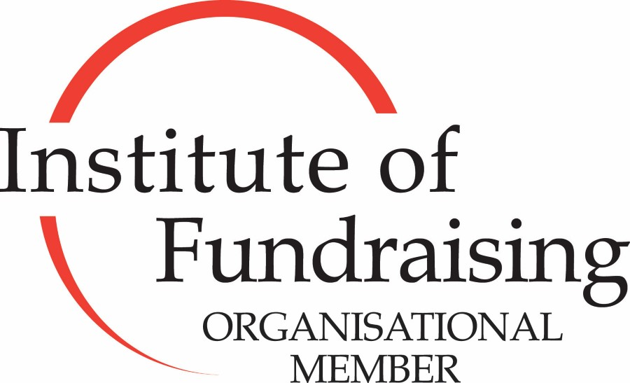Logo for the institute of fundraising