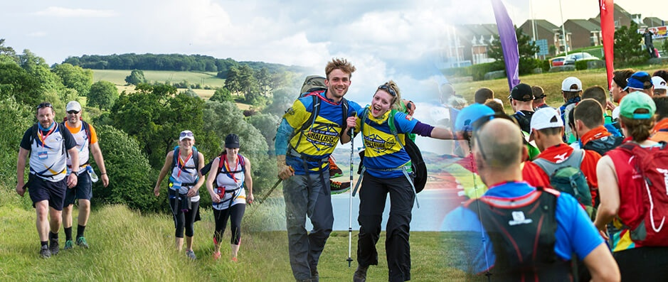 Ultra challenge Age UK Buckinghamshire