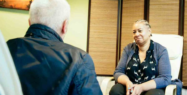 Talking therapies improving mental health recovery rates