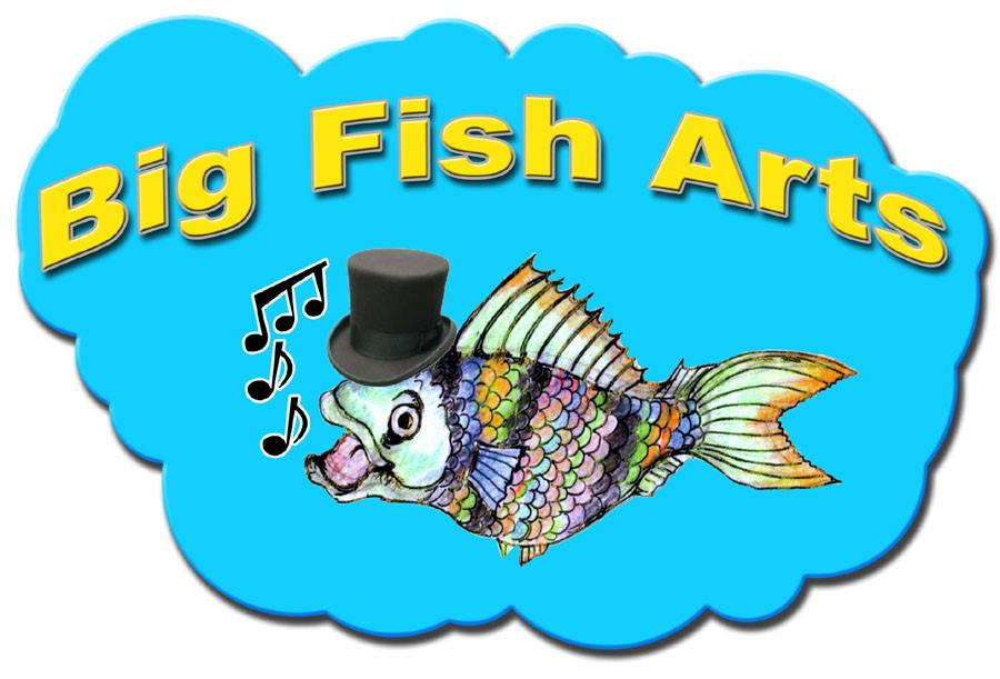 Big Fish Arts logo