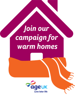 Warm homes - Age UK Coventry