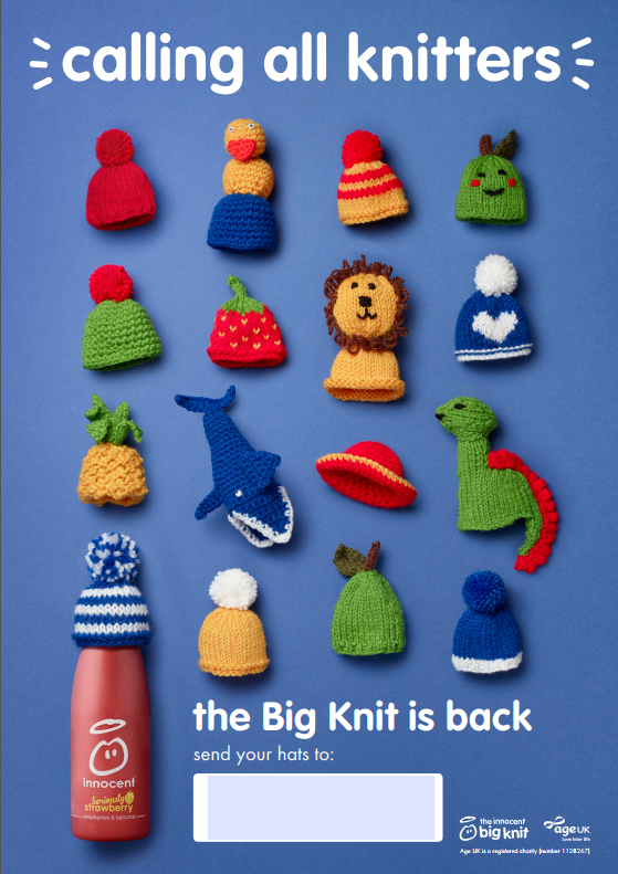 The Big Knit 2018/19