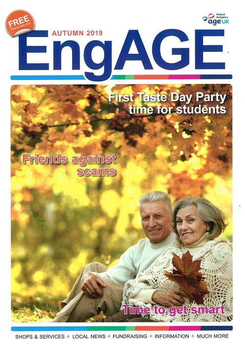 Engage autumn 2019