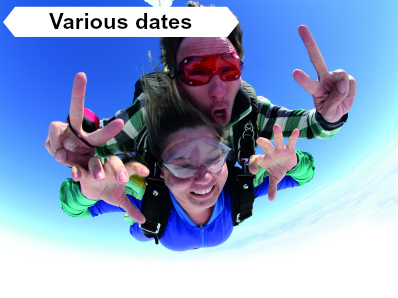 Age UK Essex skydive