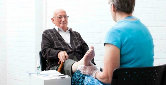 Age UK Essex   Footcare