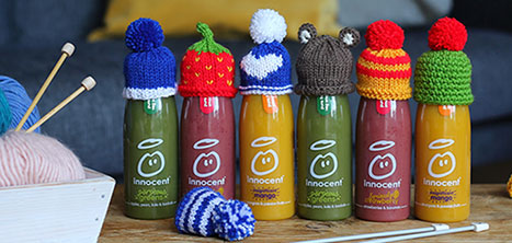 Big Knit bottles are now on sale!