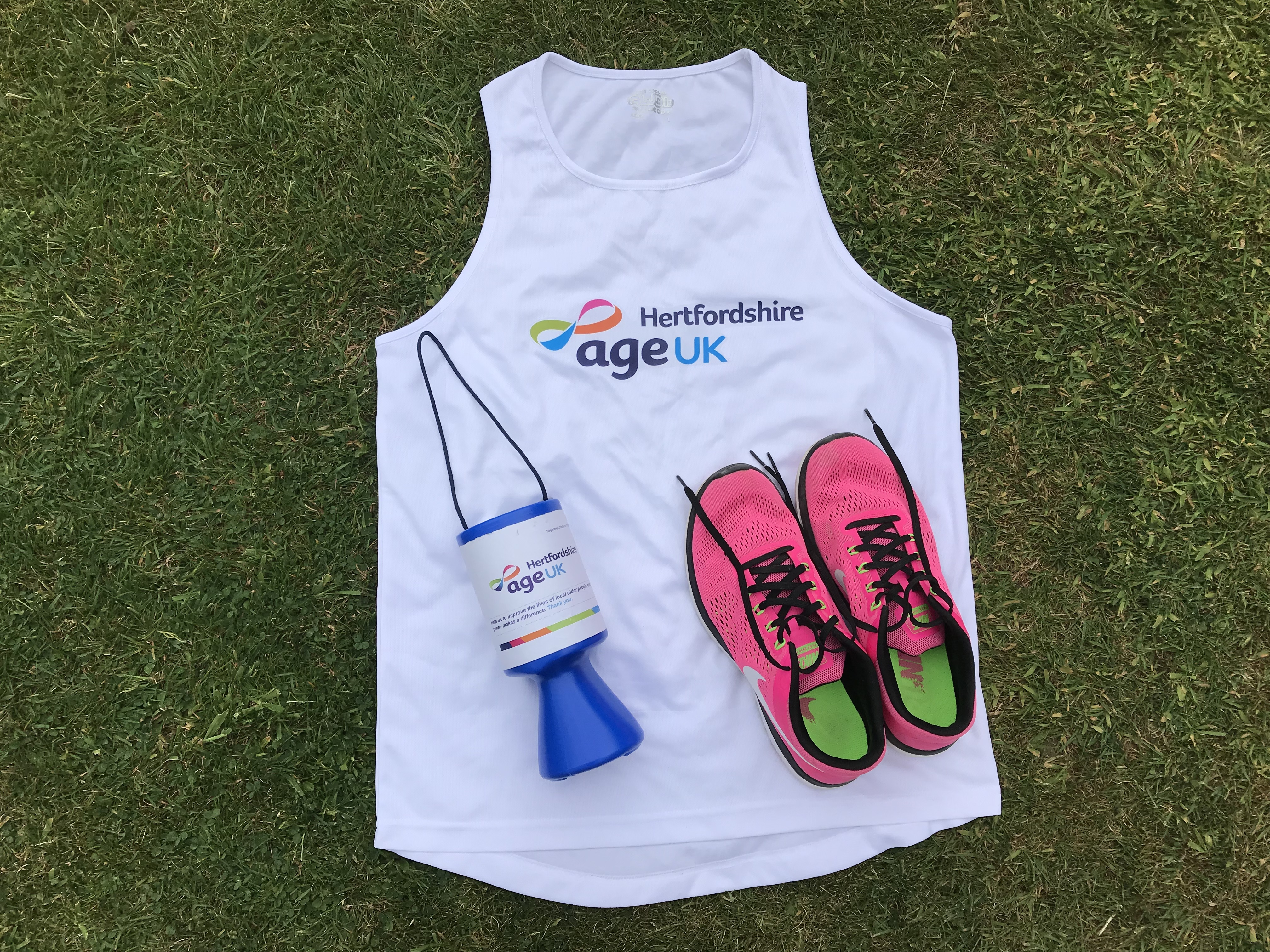 Age UK Hertfordshire Fundraising