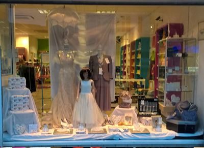 Age UK Hillingdon Charity Shop Window
