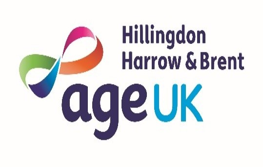 Age UK Hillingdon, Harrow & Brent logo
