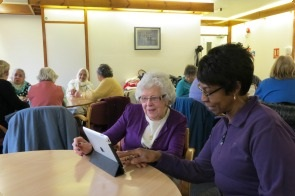 Volunteering at Age UK Hillingdon