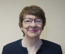 Sheila Evans – Chair of Trustees