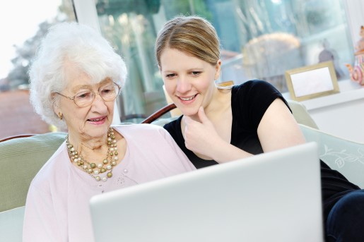 Digital Inclusion Tutor and Client