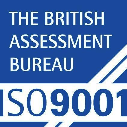 The British Assessment ISO9001