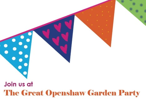 The Great Openshaw Garden Party