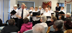 Thank you Salvation Army Band & Songsters