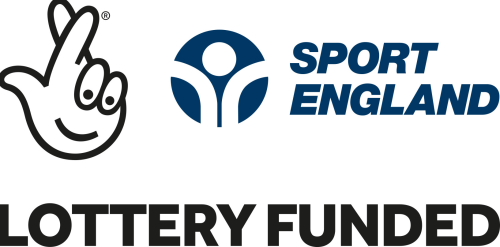 Funded by Big Lottery and Sport England