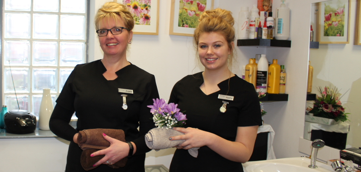 Prepare to be pampered at The Peartree Centre