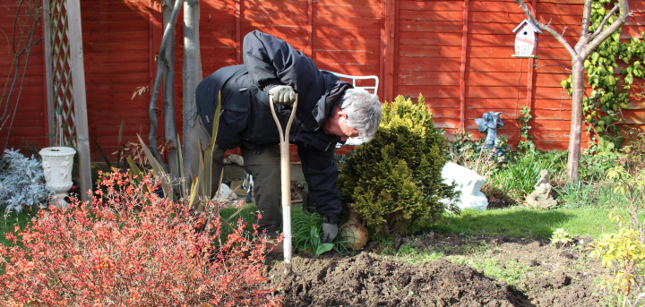 We can look after your garden