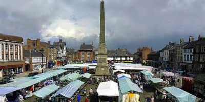 Photo of Ripon market North Yorkshire