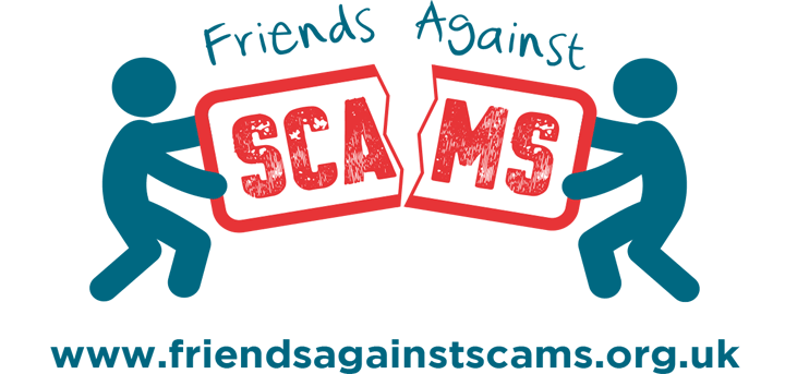 Friends agains scams