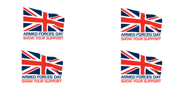 Armed Forces Day Logos