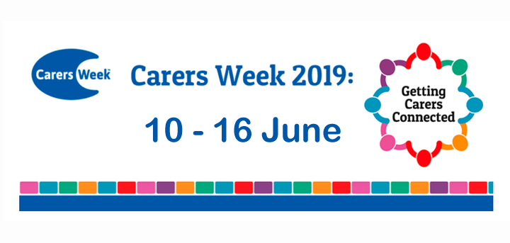 Carers week 2019 - getting carers connected