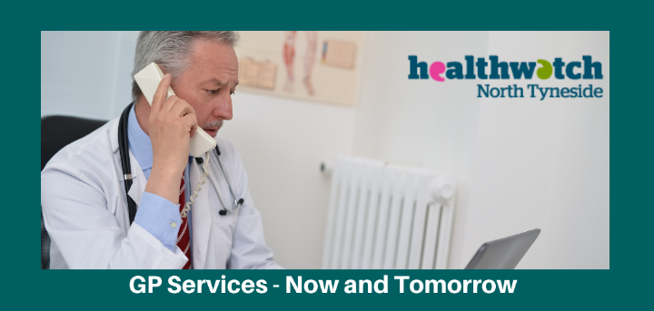 GP Services now and tomorrow
