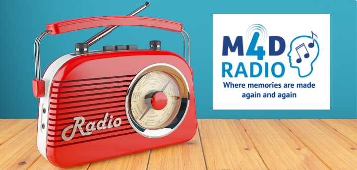 M4D radio where memories are made again and again
