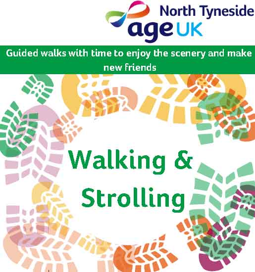 Walks and strolls leaflet