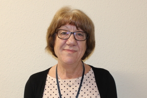 Business Development Director Sue Watts