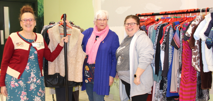Find a bargain and make a difference in your communityme fabulous garments