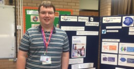 Jonathan helped students understand the lives of older people