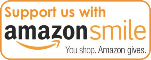 Support us by shopping with Amazon Smile