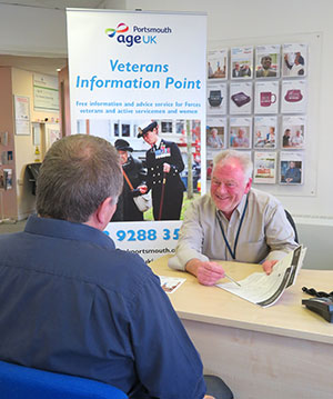 Veterans Information Point