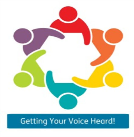 Getting your voice heard