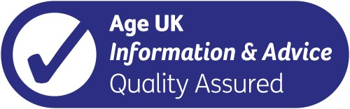 Age UK Information and Advice Quality Programme (IAQP) Logo