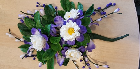sugarcraft flowers image