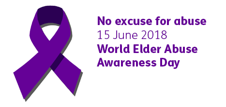 World Elder Abuse Awareness Day 2018