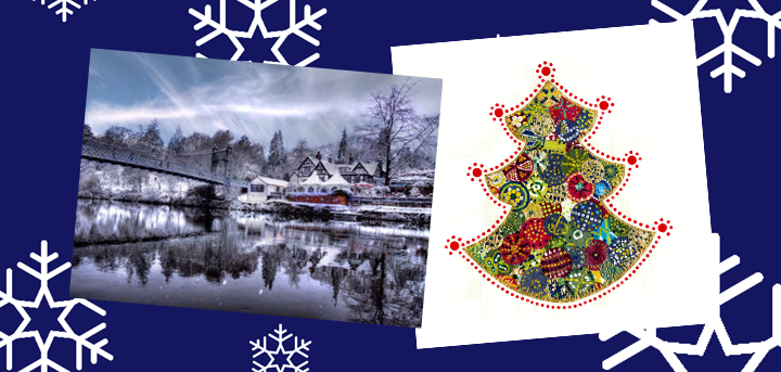 age uk shropshire telford wrekin christmas cards - Christmas Card Sale