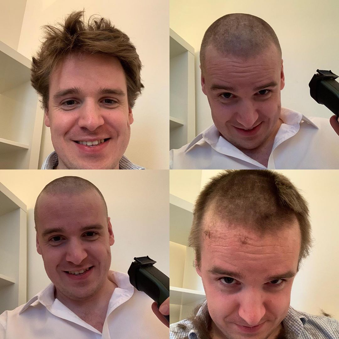 Brave the Shave by Tom Hunt MP