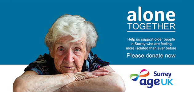 Please support our aloneTOGETHER appeal
