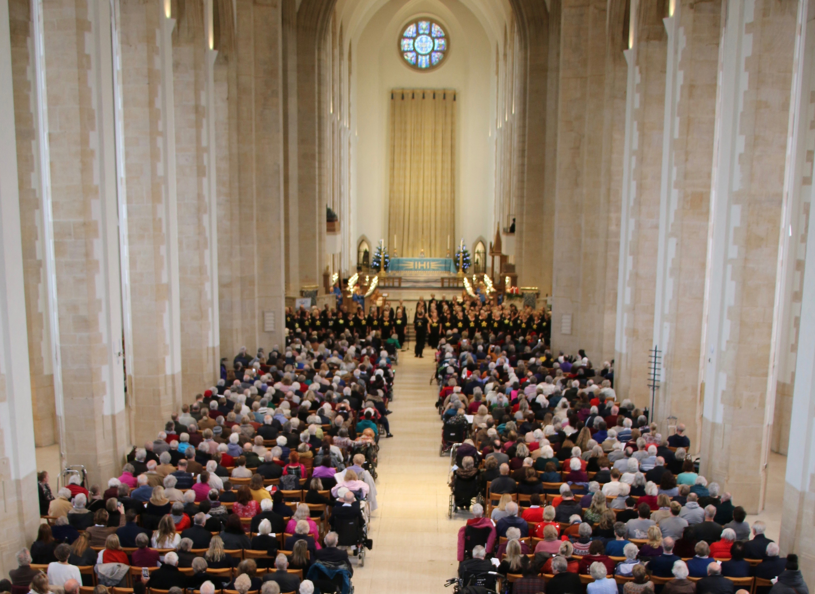 Carol Service at Guildford Cathedral