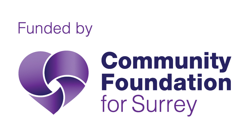 Community Foundation for Surrey logo