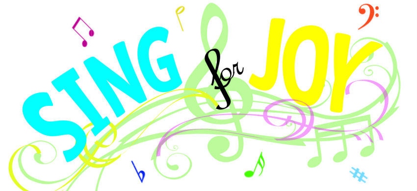Sing for Joy logo
