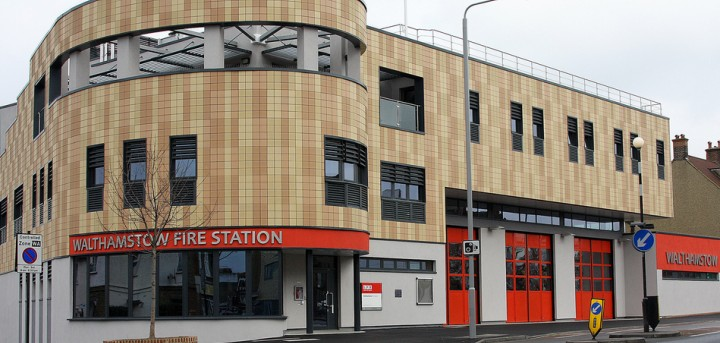 Walthamstow fire station