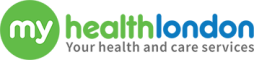My Health London logo